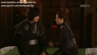 سان.سو.ر های سریال سرنوشت (ایمان) - Faith قسمت 22