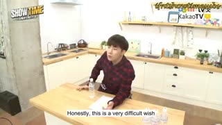 INFINITE Showtime - My Little Television Sunggyu. بازیرنویس انگلیسی