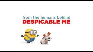 تیزر تلویزیونی انیمیشن The Secret Life Of Pets 2016