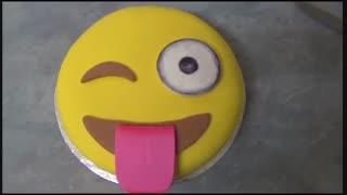 پاپ کیک شکلک