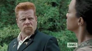 ویدیویی از نیم فصل دوم فصل ششم The Walking Dead