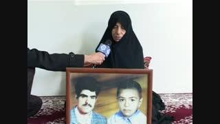شهیدان انقلاب مجید و احمد  ارجمند منش استهبان