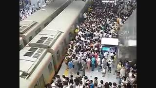 مترو پکن، چین
