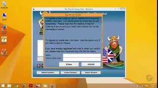آموزش وبلاگ نویسی 288   نصب نرم افزار Ten Thumbs Typing