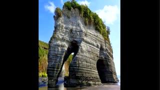 صخره ای شبیه فیل.. جالبه