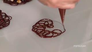 آبنبات شکلاتی توری
