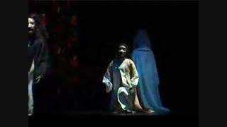نمایش عروسکی شمس و مولانا 13 با صدای  محمد معتمدی و همایون شجریان