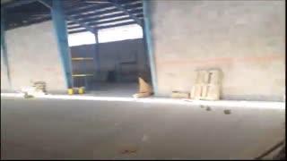 فیلم کارخانه 5000 متری در فاز 1 شهرک صنعتی پرند