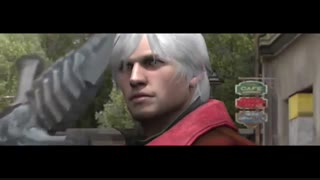 مبارزه دانته با ددپول|Dante Vs Deadpool (استخر مرگ و Devil May Cry) حالت دوم