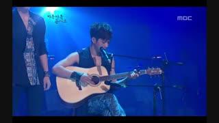 "INFINITE-Live Stage-Only Tears - اجرای زیبا و فوق العاده احساسی آهنگ ""تنها اشک"" از گروه اینفینیت با نوازندگی  سونگ جونگ و ال"