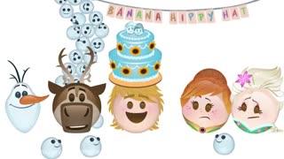(Frozen Fever (emoji