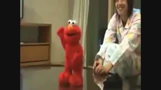 ویدیو از هیون...funny moment