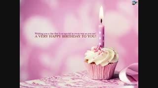 ♥ آیه جان تولدت مبارک ♥