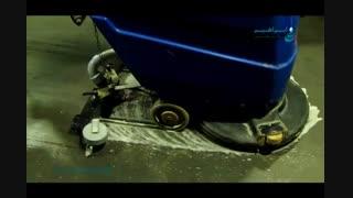 دستگاه اسکرابر بدون سرنشین بزرگ برای مصارف صنعتی|اسکرابر بدون راننده