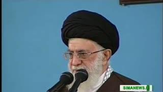 دوقطبی حقیقی ملت ایران