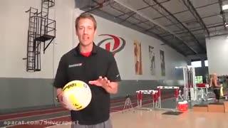 تمرین برای افزایش ارتفاع پرش در ورزش والیبال