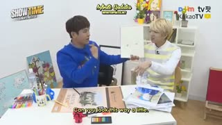 INFINITE Showtime - My little television HOYA.بازیرنویس انگلیسی