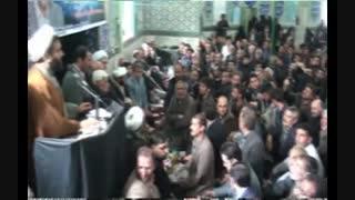 سخنرانی امام جمعه محترم در جشن انتخابات فراهان
