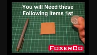 چگونگی ساخت سکه کاغذی طلا