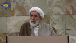 جلسه سی و سوم درس جهاد و دفاع استاد طائب