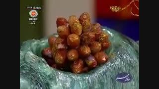 تزئین سفره هفتسین-خانم امیریان