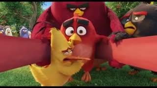 تریلر جدید از انیمیشن پرندگان خشمگین 2016