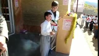دانش آموز سروآبادی