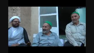 دیدار حجت الاسلام والمسلمین فلاح باجناب آقای سیدعلی شبیری