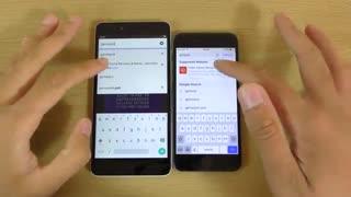 Xiaomi Redmi Note 2 دربرابر  iPhone 6