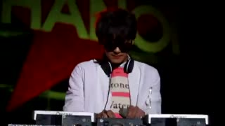 EXO's Chanyeol DJ گوشاتونو بگیرین/کشف جدید از چانی عاقا تو شبکه جم اس تی نشونش داد