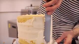تزیین کیک، باترکرم