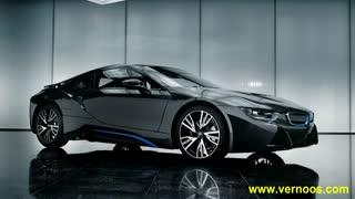 معرفی BMW I8 ازنمایی متفاوت که تاکنون ندیده اید
