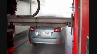 کارواشهای جدید صنعتی برای شستن سریع ماشین ها