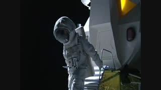 فضانورد‼
