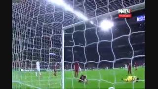 رئال مادرید 2 - 0 آ س رم + تحلیل بازی