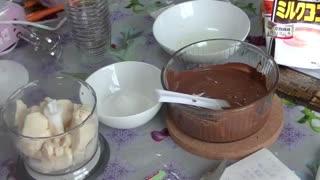 دسر شکلاتی
