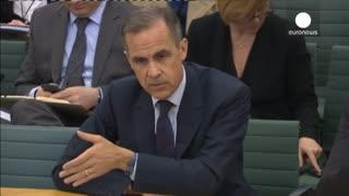 موضع رییس بانک مرکزی بریتانیا درباره خروج احتمالی این کشور از اتحادیه اروپا