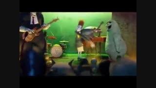 موزیک انیمیشنی جدید(میکس شده از انیمیشن های هتل ترانسیلوانیا و فروزن فیور وlolirock