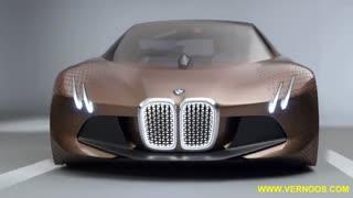 معرفی کانسپت جدید BMW برای 100 سال آینده