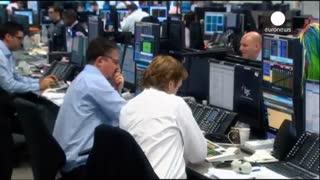 واکنش منفی بازارهای بورس اروپایی به تدابیر جدید بانک مرکزی اروپا