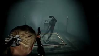 گیم پلی ویچ( جادوگر ) در بازی alone in the dark