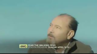 تیزر جدید فصل دوم سریال Fear The Walking Dead