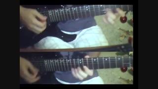 them toho  اهنگ تیم تو هو (کاکرو یوگا)   با گیتار برقی