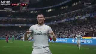 باگ های جالب فیفا 16
