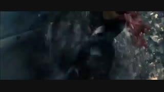 مبارزه حماسی سوپرمن و ژنرال زاد(با موزیک فوق العاده)