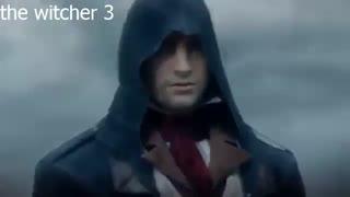 میکسی بسیار زیبا از بازی assassins creed