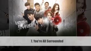 پرفروش ترین فیلم و سریال های کره ای