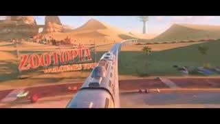 "2016/Zootopia - Music Video - ""Try Everything"" موزیک ویدئوی زیبای  :|"