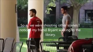 دوربین مخفی - نماز خواندن در آمریکا