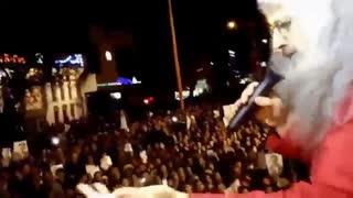 موزیک ویدیو استقبال ده ها هزار نفر از دوستداران حکیم ارد بزرگ